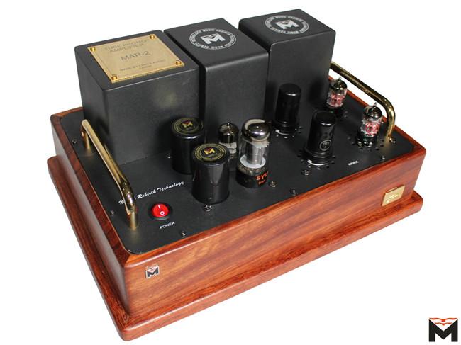 电子管唱头放大器