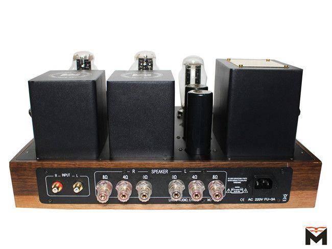 ma-300w 电子管单端甲类合并功放